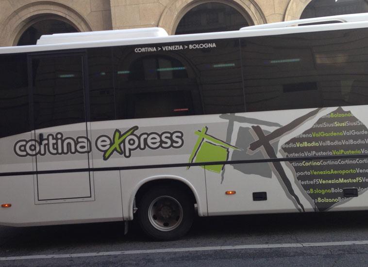 Cortina Express Mestre Cortina.Cortina Express Rinnova Le Offerte Sulle Corse Per Venezia